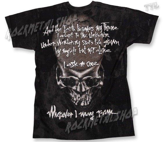 koszulka METALLICA - WHEREVER I MAY ROAM ALLPRINT