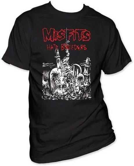 koszulka MISFITS - HATE BREEDERS