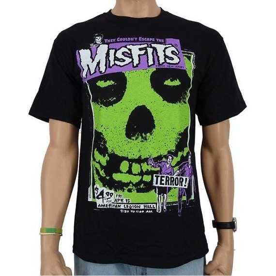 koszulka MISFITS - TERROR