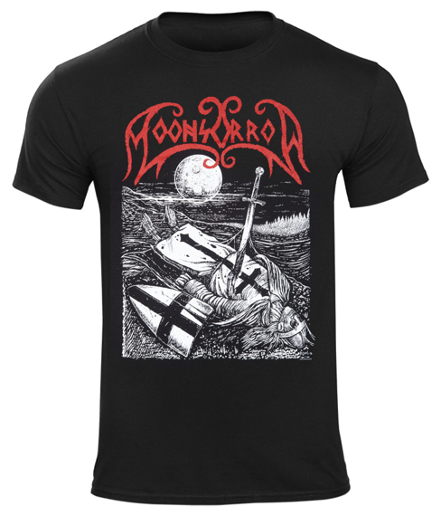 koszulka MOONSORROW- TAISTELU