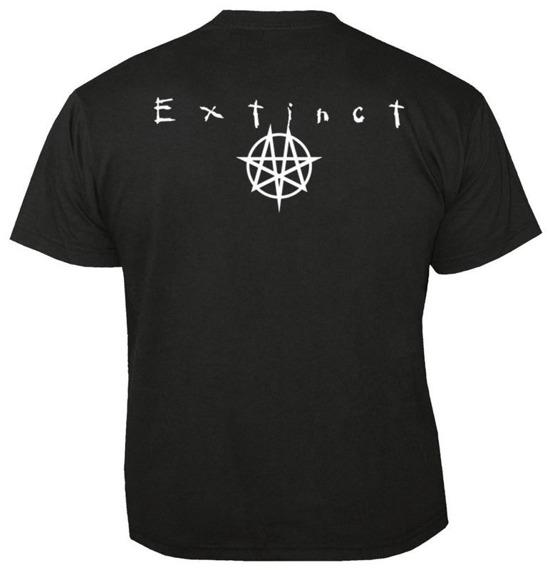 koszulka MOONSPELL - EXTINCT
