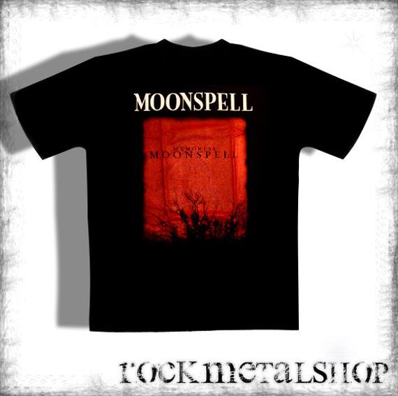 koszulka MOONSPELL - MEMORIAL