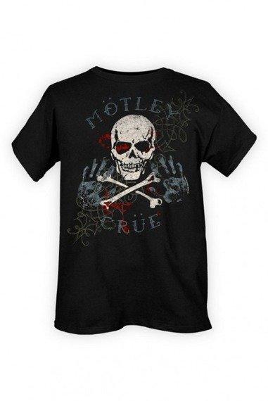 koszulka MOTLEY CRUE - PIRATE SKULL