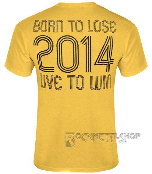 koszulka MOTORHEAD - WORLD CUP BRAZIL