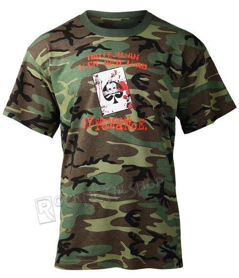 koszulka MY CHEMICAL ROMANCE - DEATHCARD CAMO
