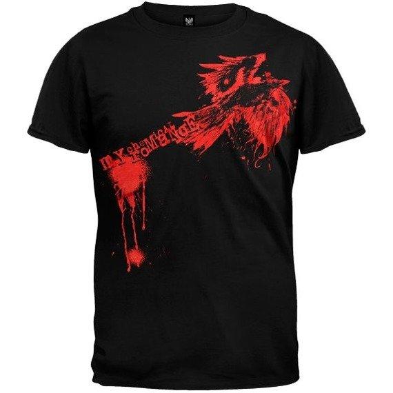 koszulka MY CHEMICAL ROMANCE - RED CROW