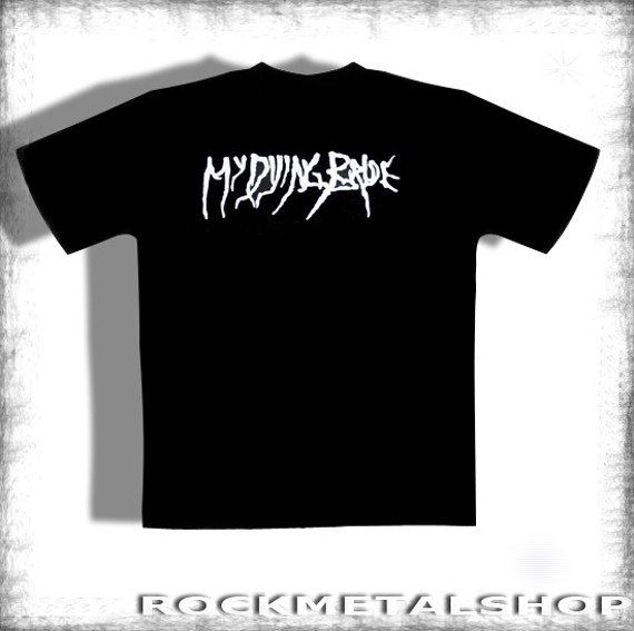 koszulka MY DYING BRIDE - AS THE FLOWER WITHERS