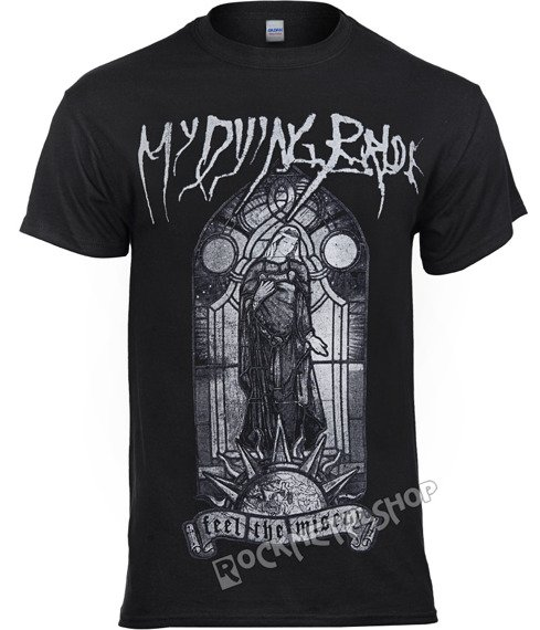 koszulka MY DYING BRIDE - FEEL THE MISERY WINDOWPANE