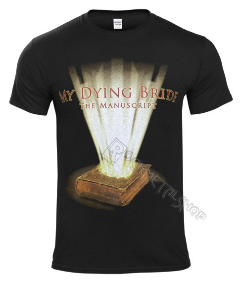 koszulka MY DYING BRIDE - MANUSCRIPT