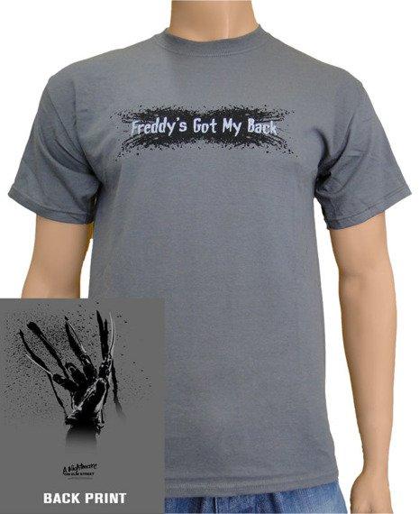 koszulka NIGHTMARE ON ELM STREET - GOT MY BACK