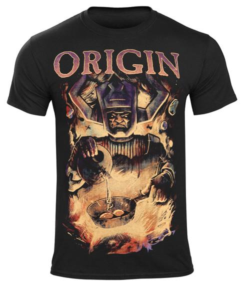 koszulka ORIGIN - SPACE