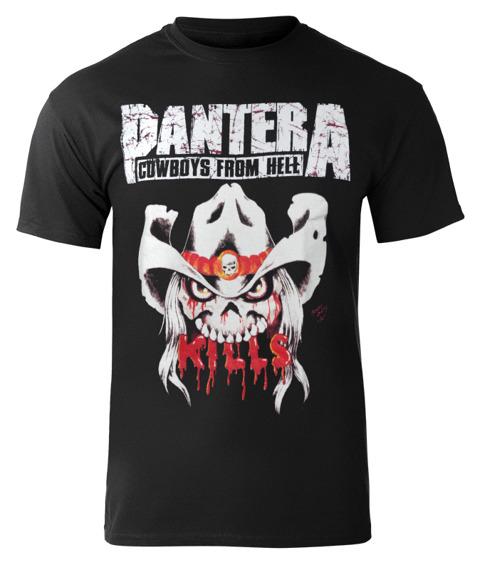 koszulka PANTERA - CFH KILLS