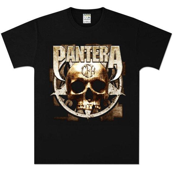 koszulka PANTERA - METAL SKULL