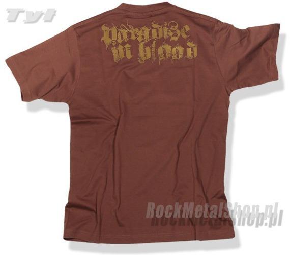 koszulka PARADISE IN BLOOD