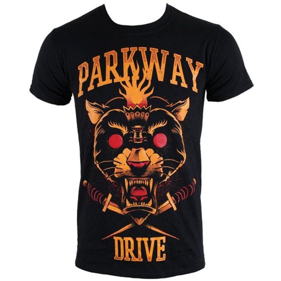 koszulka PARKWAY DRIVE - PANTHER TORCH