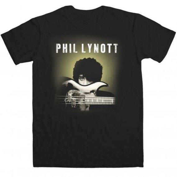 koszulka PHIL LYNOTT - YELLOW PEARL