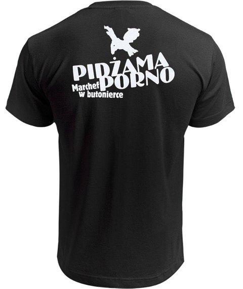 koszulka PIDŻAMA PORNO - MARCHEF W BUTONIERCE
