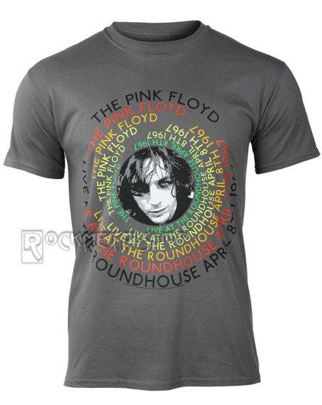 koszulka PINK FLOYD - AT THE ROUNDHOUSE 1
