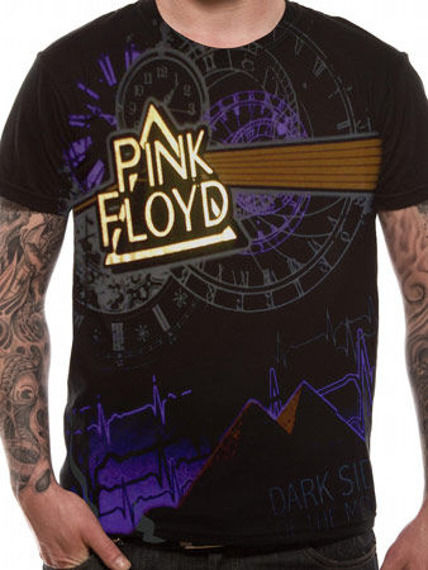 koszulka PINK FLOYD - DS GOLD