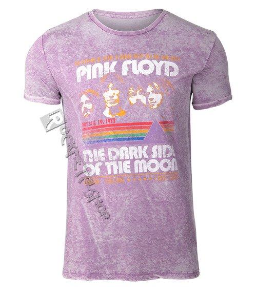 koszulka PINK FLOYD - RETRO STRIPES