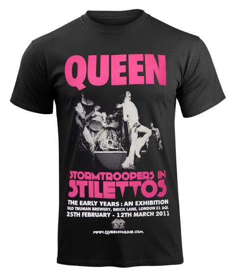 koszulka QUEEN - STORMTROOPERS