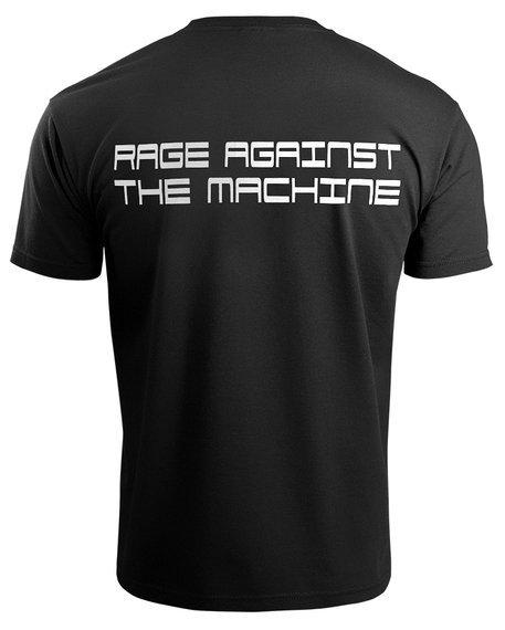 koszulka RAGE AGAINST THE MACHINE - RAGIN STAR