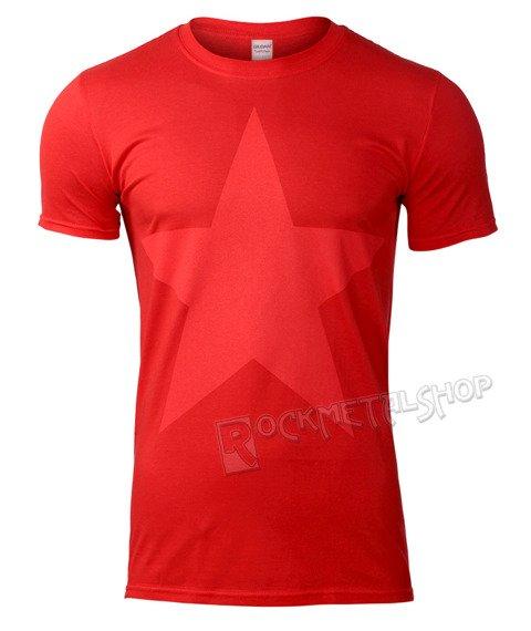 koszulka RAGE AGAINST THE MACHINE - RED STAR