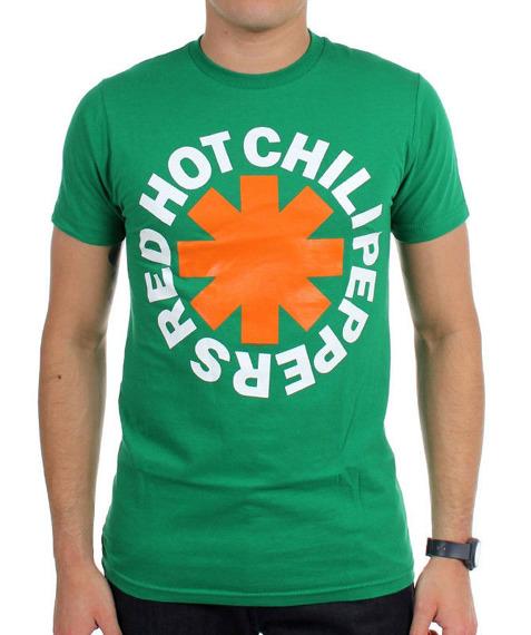 koszulka RED HOT CHILI PEPPERS - ASTERISK IRISH