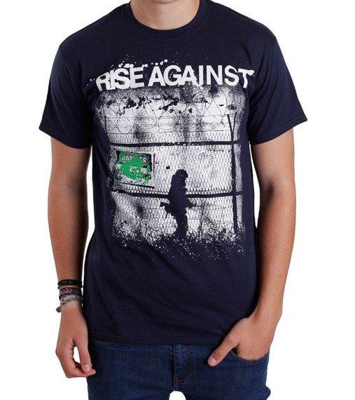 koszulka RISE AGAINST - BORDERS 2