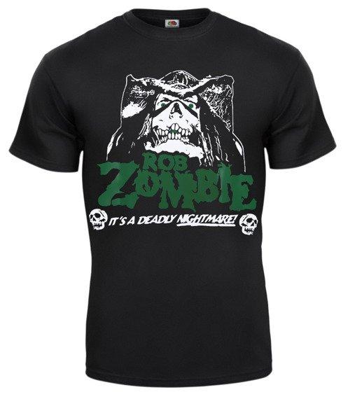 koszulka ROB ZOMBIE - IT'S A DEADLY NIGHTMARE!