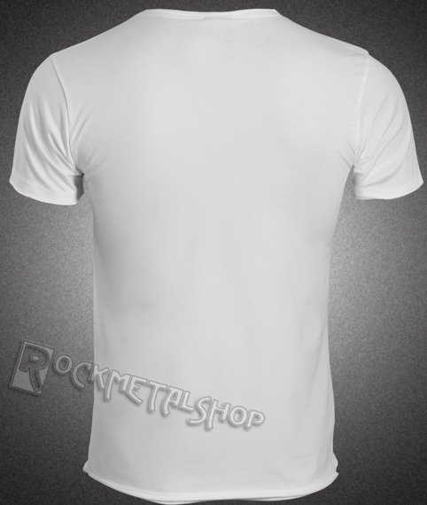 koszulka ROLLING STONES - CLASSIC DIAMANTE biała