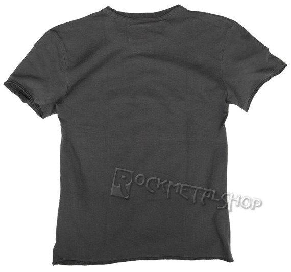 koszulka ROLLING STONES - FIFTY YEARS szara