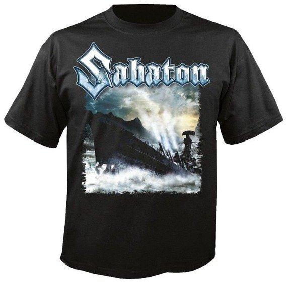 koszulka SABATON - WORLD WAR LIVE - BATTLE OF THE BALTIC SEA