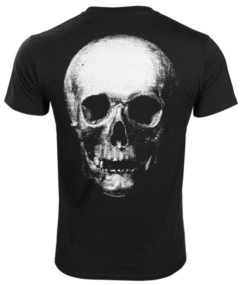 koszulka SATYRICON - BLACK CROW ON A TOMBSTONE