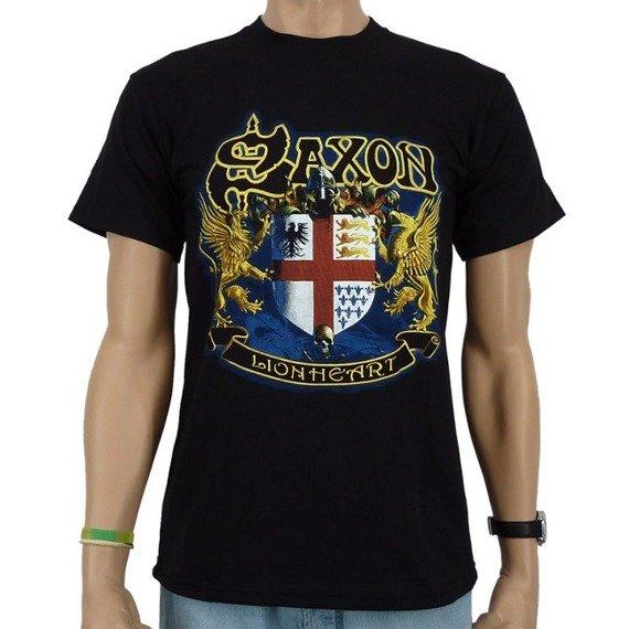koszulka SAXON - LIONHEART