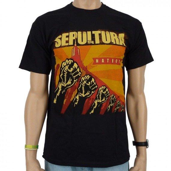 koszulka SEPULTURA - NATION
