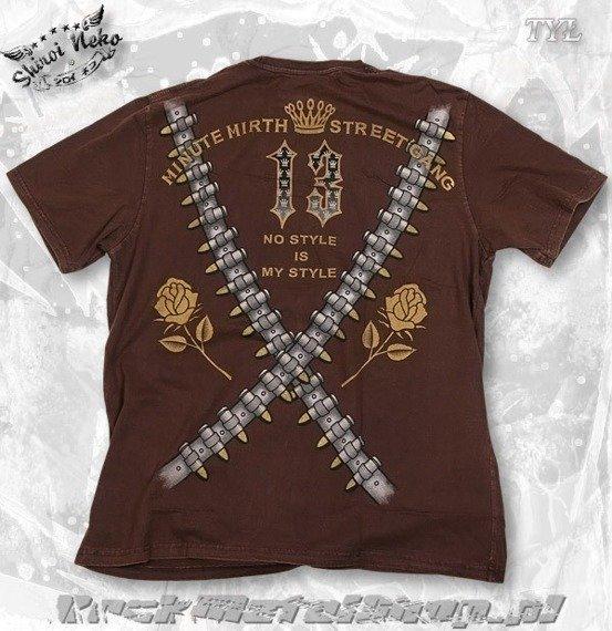 koszulka SHIROI NEKO/MINUTE MIRTH