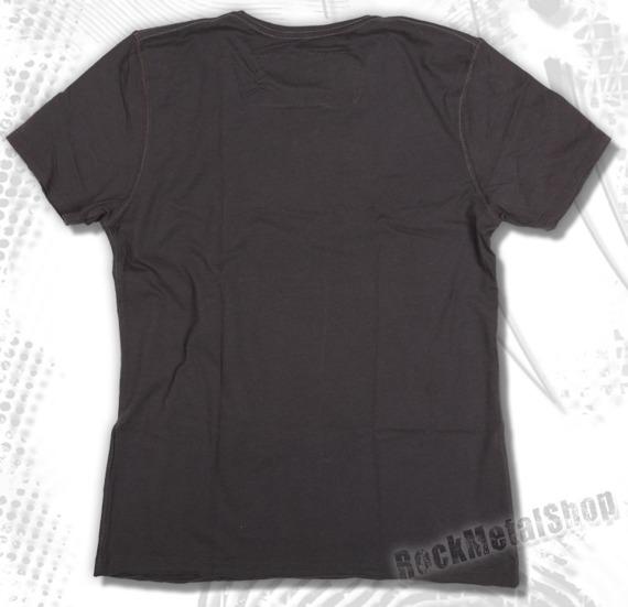 koszulka SLASH - SAINT IS SINNER szara