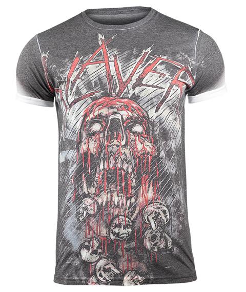 koszulka SLAYER - WAR PAINTED BLOOD