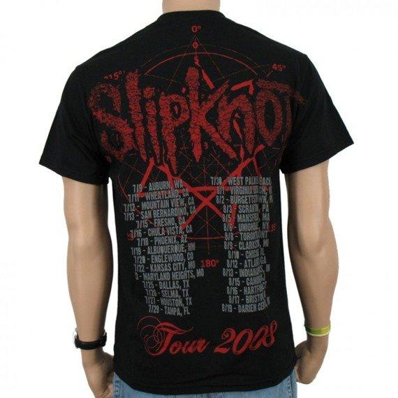 koszulka SLIPKNOT - TILTED ROOM