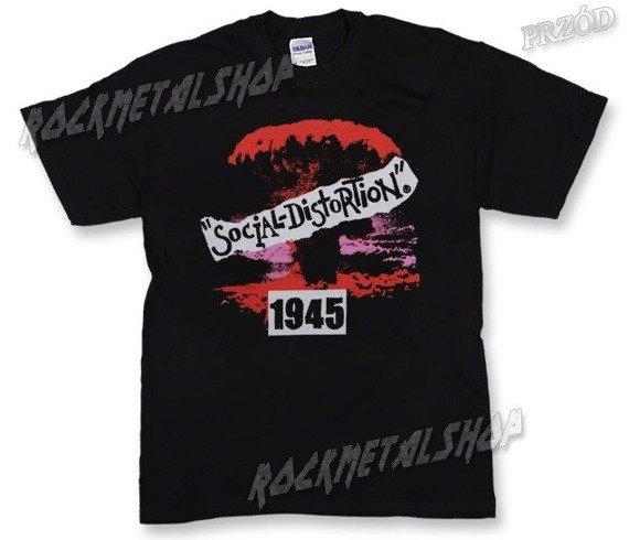 koszulka SOCIAL DISTORTION - 1945