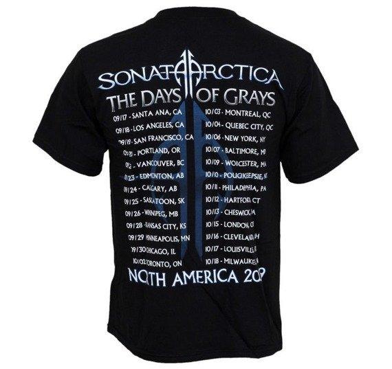koszulka SONATA ARCTICA - DAYS OF GRAY DATES