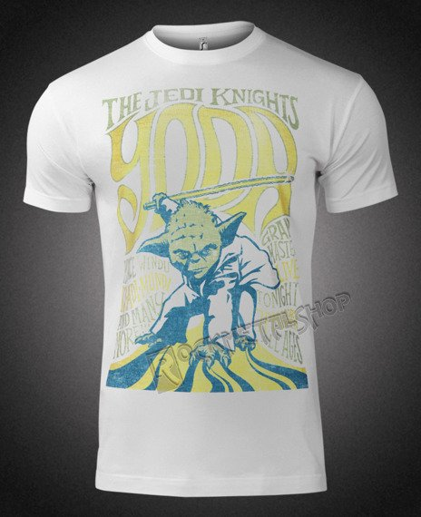 koszulka STAR WARS - YODA - THE JEDI KNIGHTS
