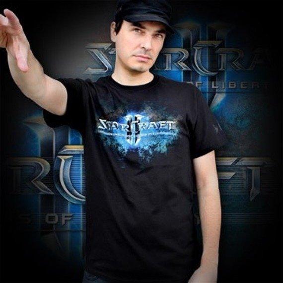 koszulka STARCRAFT II - LOGO