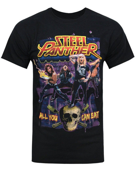 koszulka STEEL PANTHER - AYCE