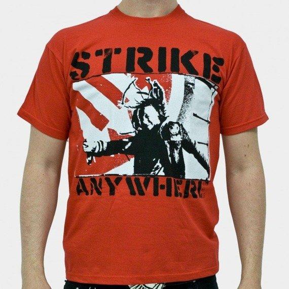 koszulka STRIKE ANY WHERE - THOMAS (red)