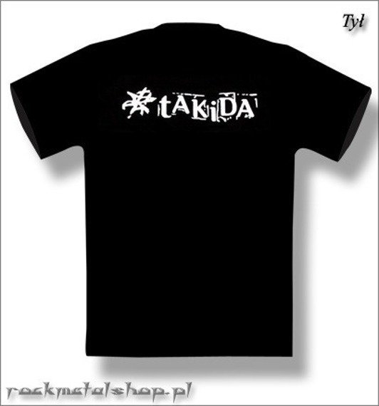 koszulka TAKIDA