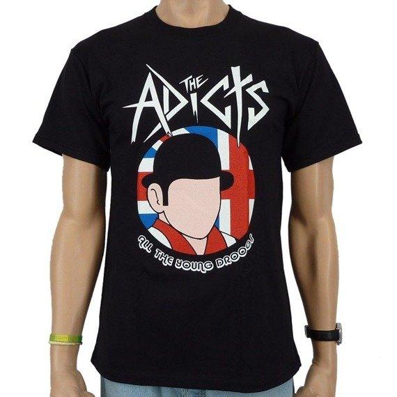 koszulka THE ADICTS - THE CLOCKY