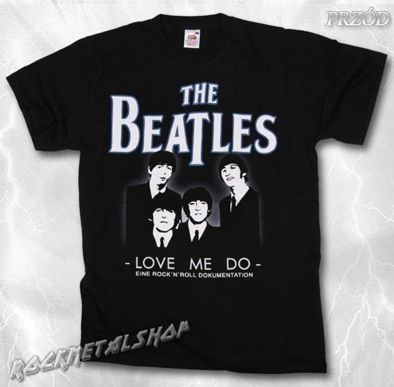 koszulka THE BEATLES -  LOVE ME DO