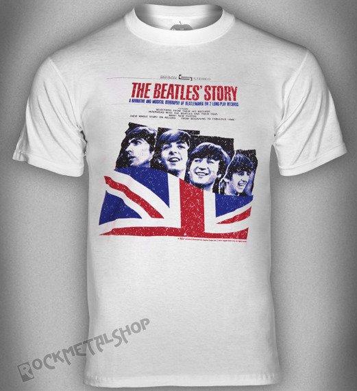 koszulka THE BEATLES - STORY